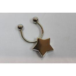 Llavero 004 Estrella - CONSULTAR